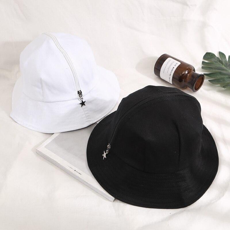 2018 Été Solide Plat Chic Seau Chapeau avec Bowknot Femmes Vintage Rue Pêcheur Caps Panama Chapeaux de Soleil M16