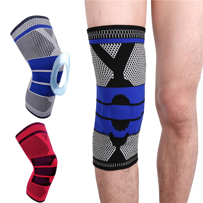 1PC Knee Support Knee Guard For Sports Running Cycling Basketball Hiking Joint Pain Relief