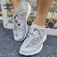 Umbro 2018 New Men's Spring Running Shoes Sneakers New Personalized Super Light Oblique Lace up Sports Shoes Ucc90713