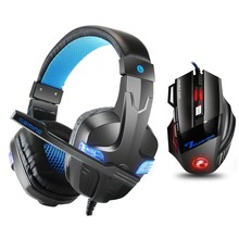 Купить с кэшбэком PX860 PS4 Headset Bass Gaming Headphones Game Earphones Casque with Mic Led Light for PS4 PC Mobile Phone New Xbox One Tablet