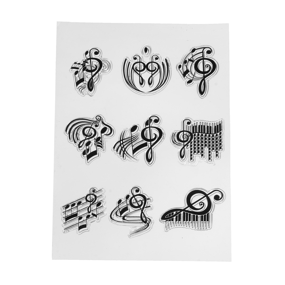 Online Get Cheap Music Note Stamp -Aliexpress.com | Alibaba Group