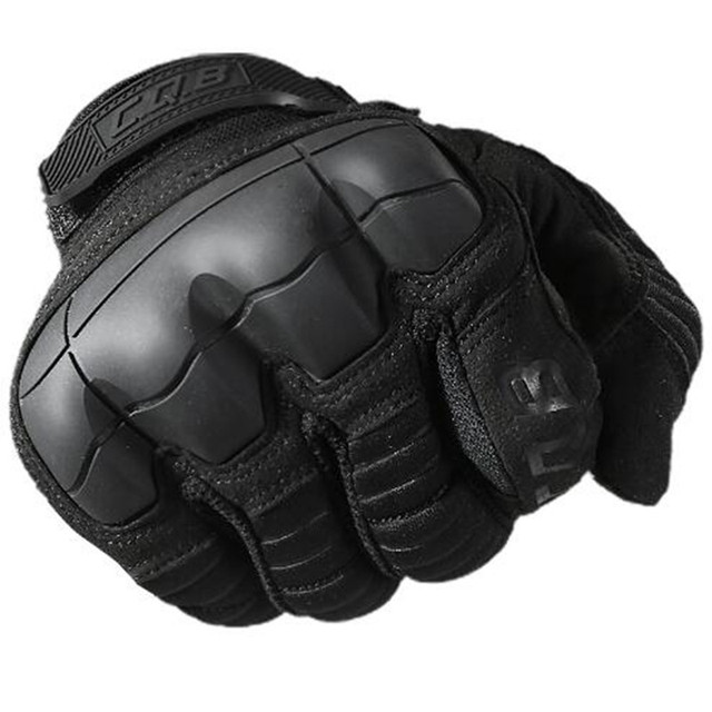 Tactical Gloves Military Armed Army Paintball Shooting Airsoft Combat Anti-Skid Rubber Knuckle Full finger Gloves