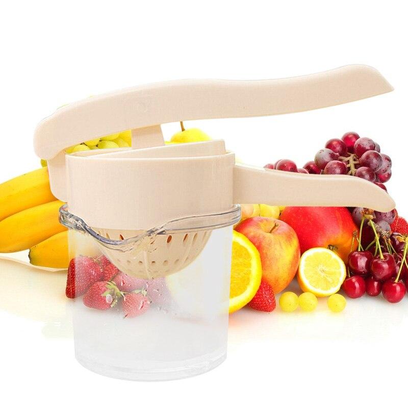 Manual Juicer Squeezer Orange Lemon Lime Kitchen Cooking Ware Tool
