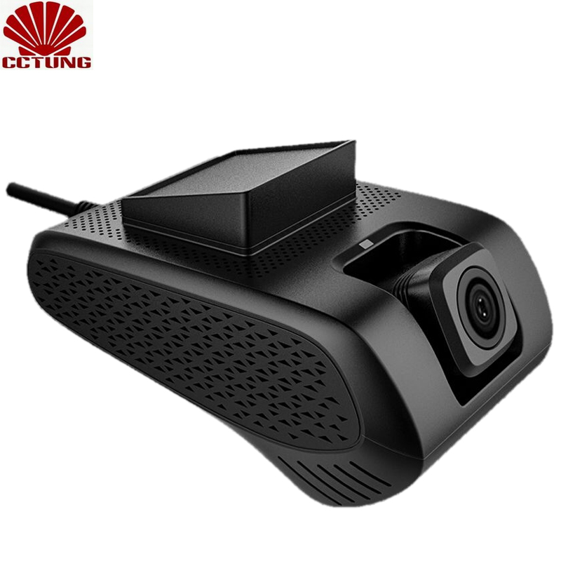 JC200 3G Smart Car GPS Tracking Dashcam met Dual Camera Recording & - Camera en foto - Foto 2