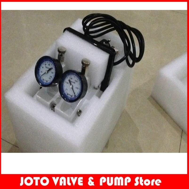 Oil free Medical Vacuum Pump 220V 1 stage Diaphragm Vacuum Pump Model:LH-85L manka care 110v 220v ac 50l min 165w small electric piston vacuum pump silent pumps oil less oil free compressing pump