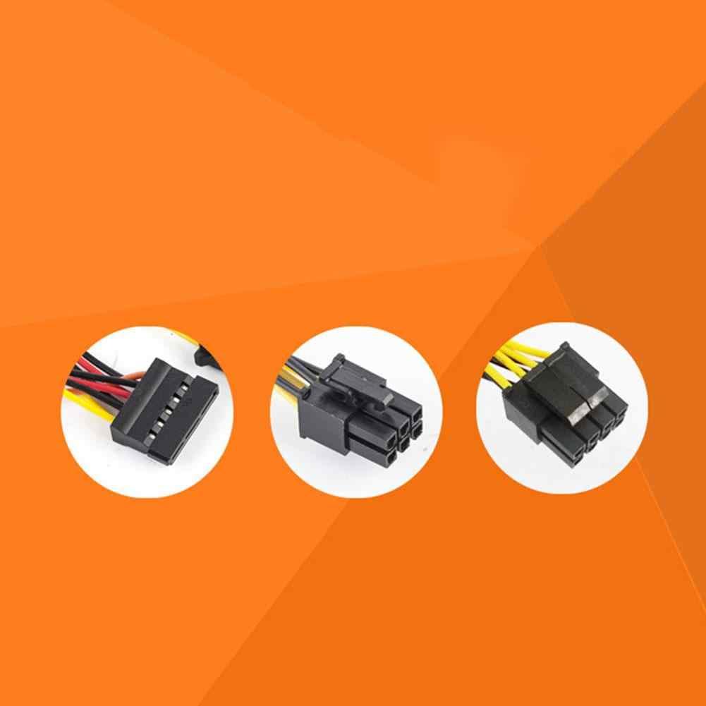 لون عشوائي 140-260 فولت تصنيف 500 واط المضيف مروحة كبيرة الكمبيوتر امدادات الطاقة التحكم في درجة الحرارة كتم صندوق امدادات الطاقة لون عشوائي