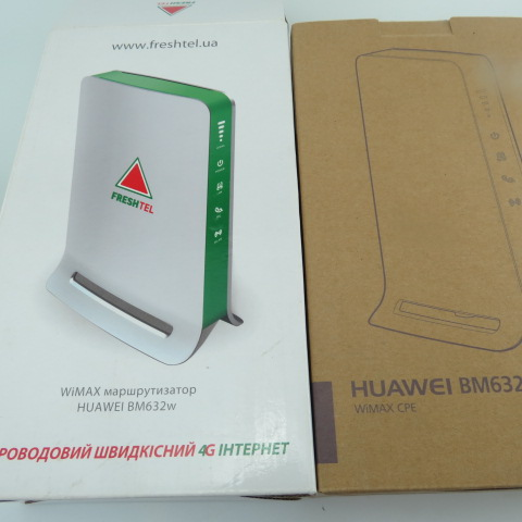 New Arrive Huawei BM632w 3.5Ghz WiMAX 4G Wi-Fi CPE wireless Router support RJ45 RJ11