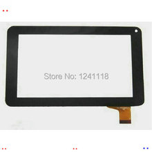 "Nuevo 7 ""Explay N1 Plus Tablet capacitiva pantalla táctil digitalizador del Sensor de Cristal de reemplazo Envío Gratis"
