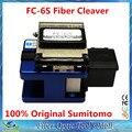 100% Original FC-6S Optical Fiber Cleaver High Precision Fusion Splicer Fiber Cutter
