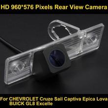 PAL HD 960*576 Пиксели Парковка заднего вида Камера для Chevrolet Cruze 2010 2011 2012 2013 2014 2015 для Buick Excelle gl-8 GL8