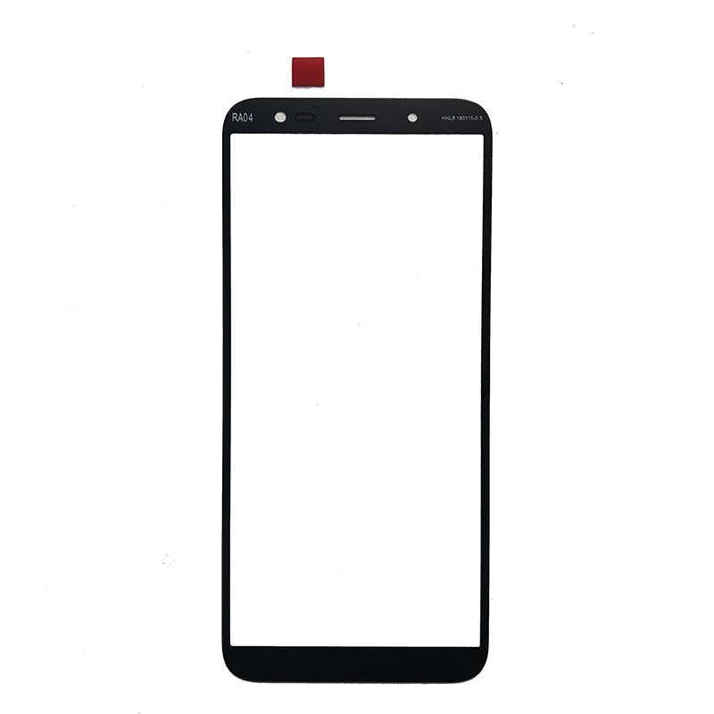 J6 2018 panel dotykowy przednia zewnętrzna szkło do Samsung Galaxy J6 J600F w dniu 6 ekran ze szkła wyświetlacz LCD osłona obiektywu wymiana narzędzia