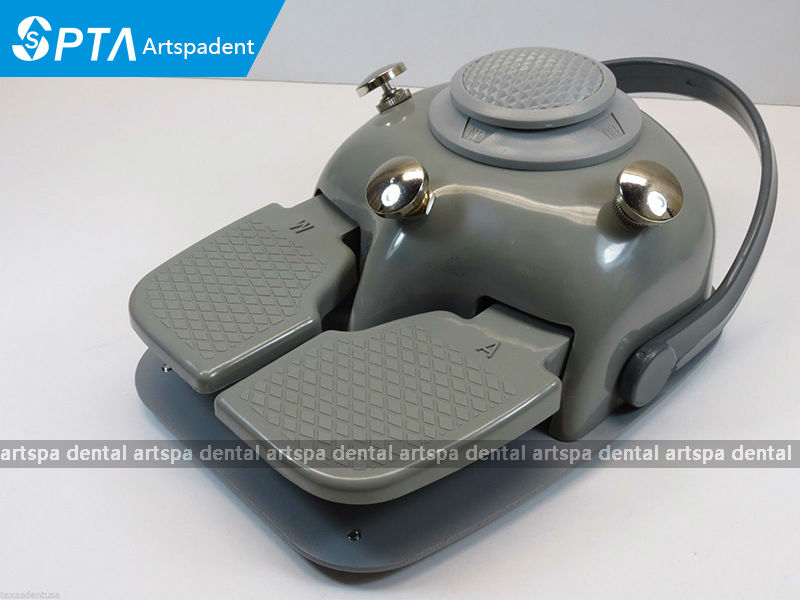 ФОТО dental foot controller foot switch for dental chair unit Luxury multi function foot pedal dental accessories
