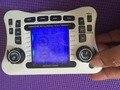 DECENAS UNIDAD/salida de canal Dual TENS EMS alivio del dolor/nervio estimulador muscular Eléctrico/masajeador Digital de la terapia/fisioterapia