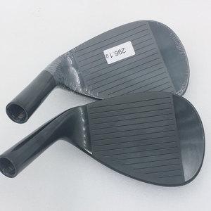 Image 5 - 新しいゴルフヘッドcooyute鍛造頭蓋骨ブラックゴルフウェッジヘッドと 52.56.58 度クラブヘッドなしゴルフシャフト送料無料