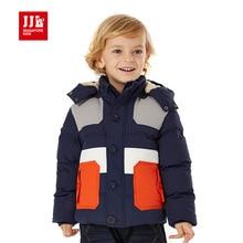 Мальчики зимнее пальто детей пальто дети с капюшоном пальто экстрим теплый дизайн дети куртка детская одежда мальчиков одежда