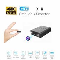 High Quality Smart 4K 1080P HD Mini Camera Smallest WiFi Camcorder IR Night Vision Micro Cam Motion Detection XW Car DVR