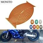 Motorcycle Wheel Sti...