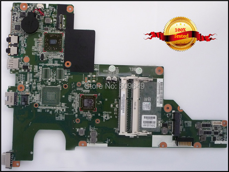 Top quality , For HP laptop mainboard CQ43 653985-001 laptop motherboard,100% Tested 60 days warranty чай basilur чай basilur восточная коллекция белая луна white moon