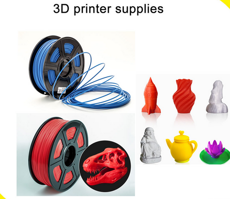 Hot sale 3D Printer Filament Printing PLA Material Pen Craft Supplies 3MM 1KG 3d printer filament abs pla 1 75mm with 30 colors for 3d printing pen 3d printer 3d model creation plastic material supplies