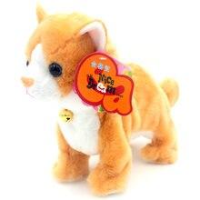 Робот Кот Детский с дистанционным управлением игрушка животными
