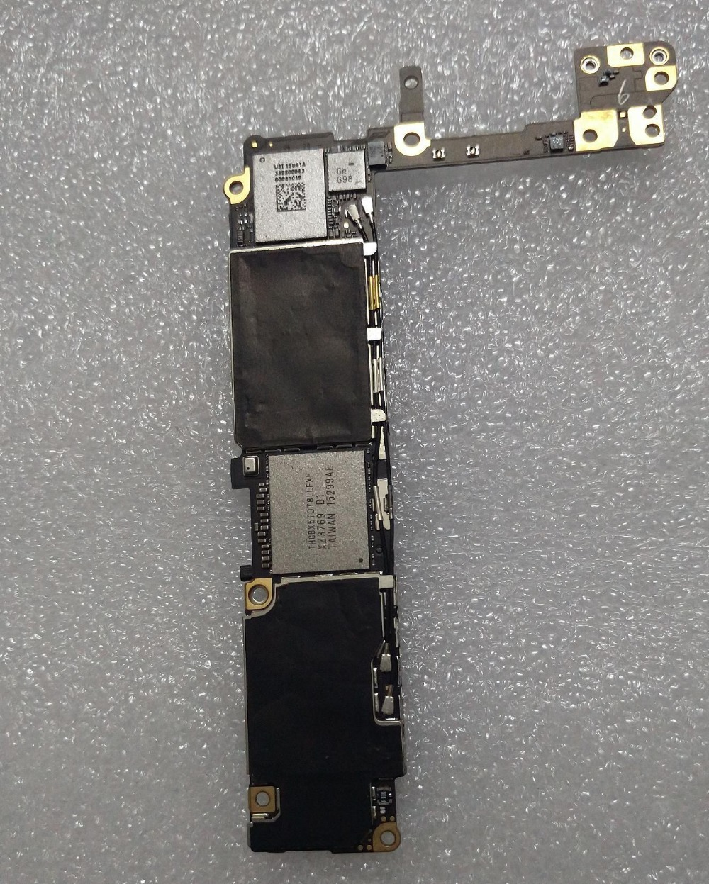 Non working Original used motherboard fake Mainboard for iPhone 6S 4 7inch the Logic Board have