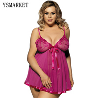 Quattro colori disponibili exotic lingerie 2017 nuovo arrivo trasparente biancheria del sesso del merletto stampato biancheria sexy più il formato 6xl S2073