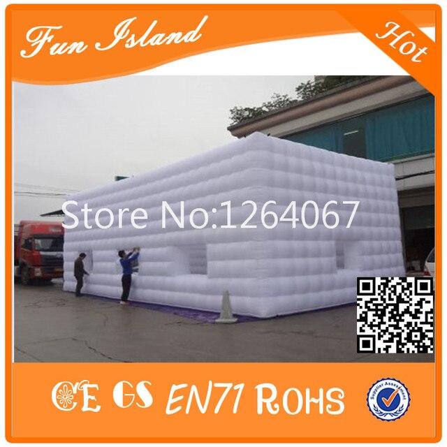 Надувные шатер, Надувной воздушный свадьба палатка, Надувные газон палатка для продажи