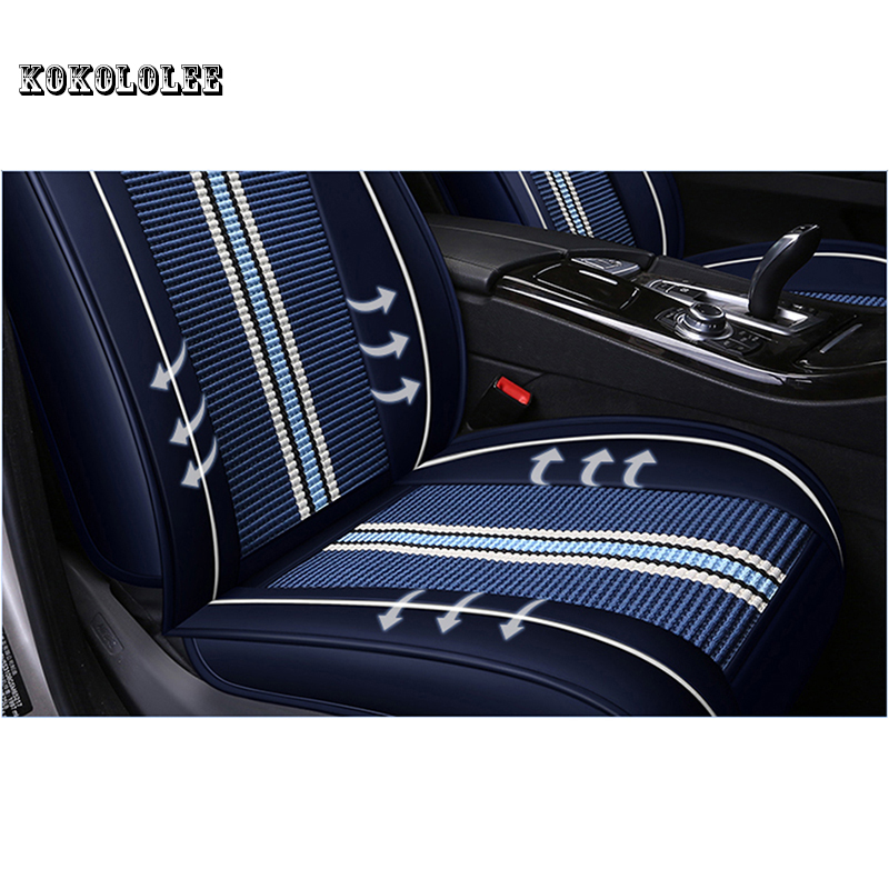 [kokololee] car seat covers for citroen c5 bmw e36 e30 f10 mercedes w204 hyundai solaris mitsubishi asx peugeot 407 car-styling