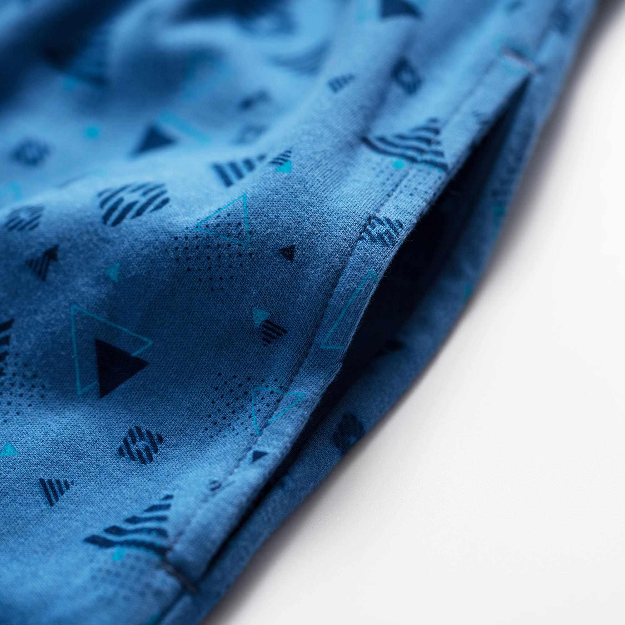 THREEGUN 100% хлопок мужские спать днища пижамы простой печатный салон брюки пижамы отвесные мужские плюс Размер сексуальный пижама хомбре