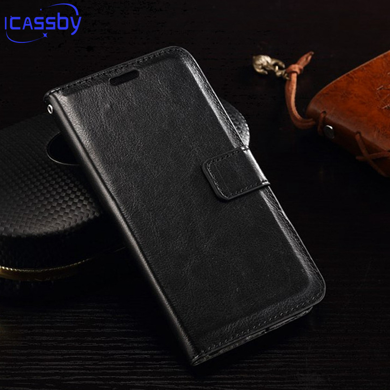 Galleria fotografica Luxury PU Leather Case for Coque Samsung Galaxy S6 Active Case Wallet Flip Stand Covers for Etui Samsung S6 Active Fundas Hoesje