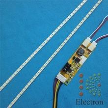 26  27 620mm zestaw aktualizacji podświetlanych lamp LED regulowane światło LED do monitora LCD uniwersalne podświetlenie Dimable