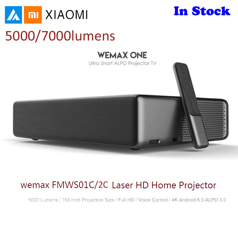 Xiaomi Wemax One PRO projecteur Laser Android Lumens TV 150