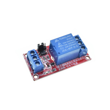 цена на One 1 Channel 5V/12V/24V Relay Module With Optocoupler High/Low level Trigger relay module solid state relay module For Arduino