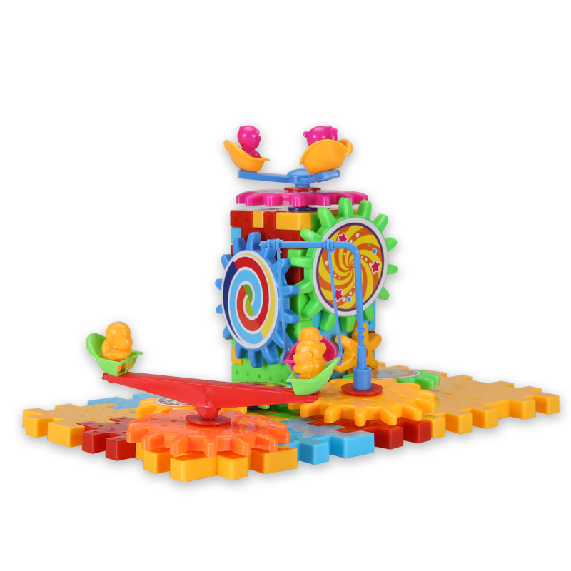 81-Pieces-Electric-Magic-Gears-Building-Blocks-Kits-Plastic-Bricks-Educational-Toys-For-Children-Kids-Toy-Christmas-Gifts-2
