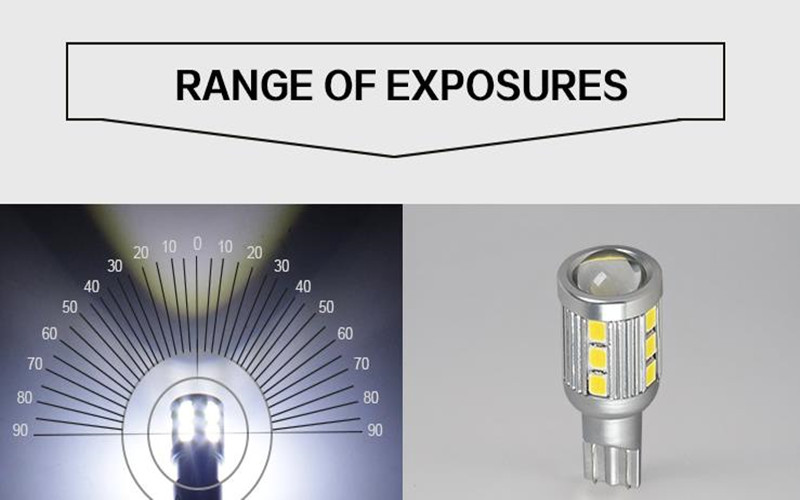 İsti satış T16 Avtomobil LED tərs işıqlar Convision 6000K - Avtomobil işıqları - Fotoqrafiya 4