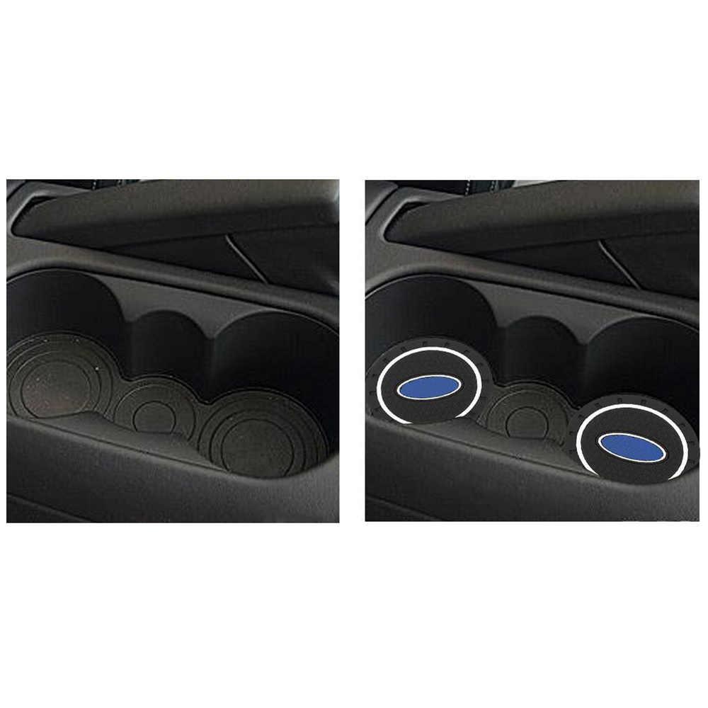Untuk Ford Nissan Audi Chevrolet Hyundai Benz Peugeot Toyota Honda Aksesoris Karet Anti Slip Non-Slip Pad /Telepon/Mat Mat