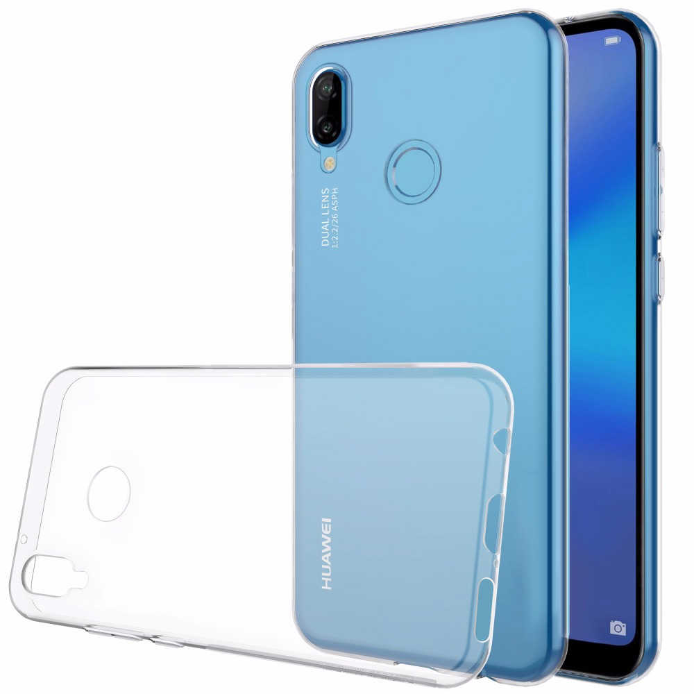 For Huawei Mate 20 Pro P30 P20 Pro Lite Case Ultra Thin Soft Transparent TPU Silicone Full Cover For Honor 8 8X Max 10 Lite 9