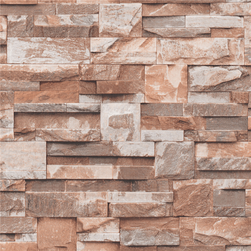 Excellent Trendy Beibehang Drei Simulation Marmor Tapete Stein Muster  Ziegel Wohnzimmer Tv Hintergrund Wand Hotel Tapete In Beibehang With Steine  An Der ...