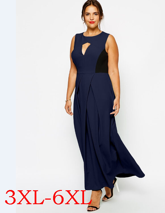 Long dresses for larger ladies