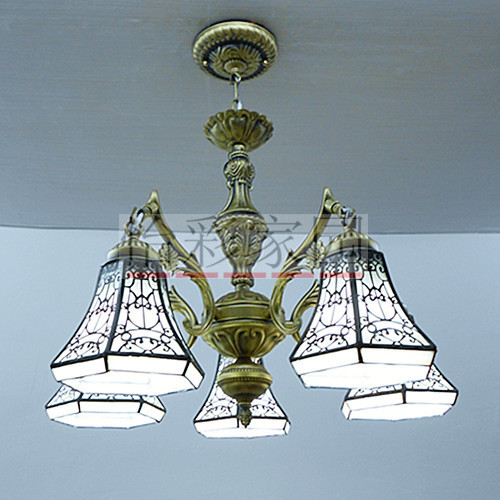 Europäischen Kreativen Künste Kupfer Lampe Pendelleuchte Retro Wohnzimmer  Lampe Schlafzimmer Lampe Studie Hippocampus Metall Lampen