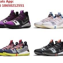 69a30f5591c5 Kobe A.D. Mens Basketball Shoes Mamba Day EP Sail Multi-Color AV3556-100  Kobe