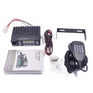 Image 5 - Auto Radio LEIXEN VV 898 25W Dual band 144/430MHz Mobile Ricetrasmettitore Ham Amateur Radio + USB di Programmazione cavo Leixen UV 25HX