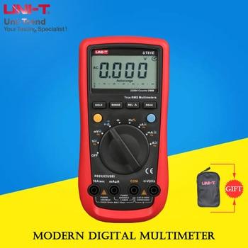 UNI-T UT61A/UT61B/UT61C/UT61D/UT61E Modern Digital Multimeter; Auto range digital multimeter/automatic shutdown function