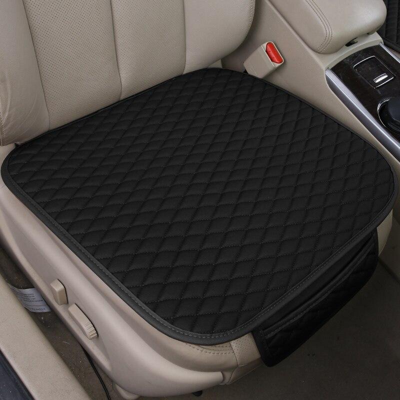 Couverture de siège de voiture siège auto couvre pour mitsubishi asx outlander 2016 pajero sport lancer 10 Housses de Siège De Voiture en cuir De Voiture coussins
