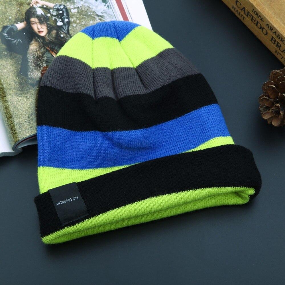Νέο Χειμώνας Καπέλο Ανδρών Beanies - Αξεσουάρ ένδυσης - Φωτογραφία 6