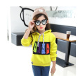 Retail 2016 Spring Summer Children's Sweatshirts 100% Cotton Boys Girls Hoodies Infant  Kids Baby Boys & Girls Sweatshir HB1141