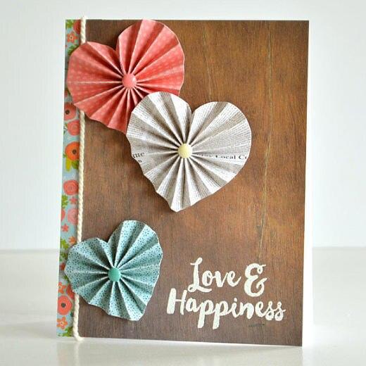 Metal Cutting Dies Rosette Hearts Scrapbook Paper Craft Decoration dies scrapbooking