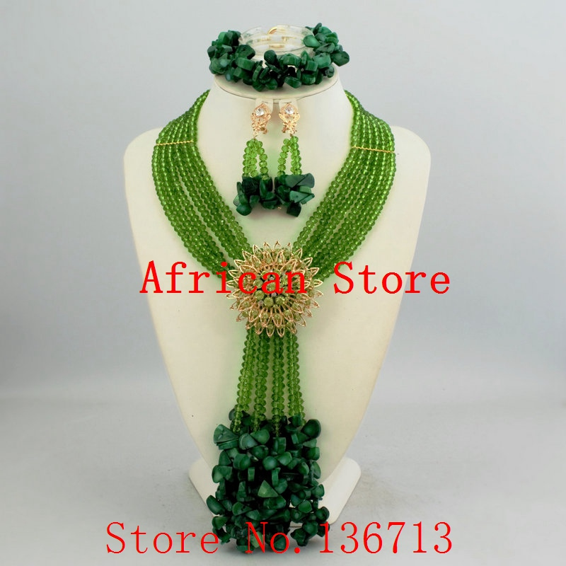 Bridal Jewelry Sets Teal Green Nigerian Wedding African Beads Jewelry Set Crystal Women New Necklace Set Free Shipping HD349-5Bridal Jewelry Sets Teal Green Nigerian Wedding African Beads Jewelry Set Crystal Women New Necklace Set Free Shipping HD349-5