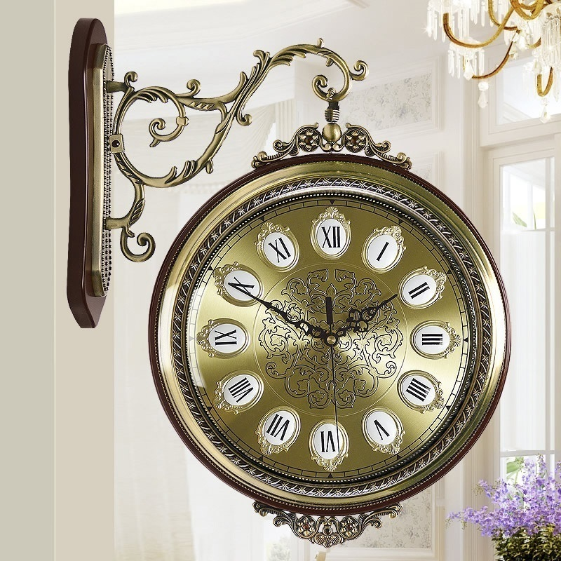 Chic Wandklok Home Decoration Accessories Modern Design Jam Dinding Klok  Saat Reloj Pared Horloge Mural Digital ...