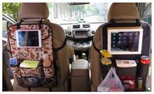 Автомобильный Стайлинг заднего сиденья Органайзер сумка для хранения Ipad держатель для телефона вешалка сетка для грузовика путешествия карманные автомобильные аксессуары